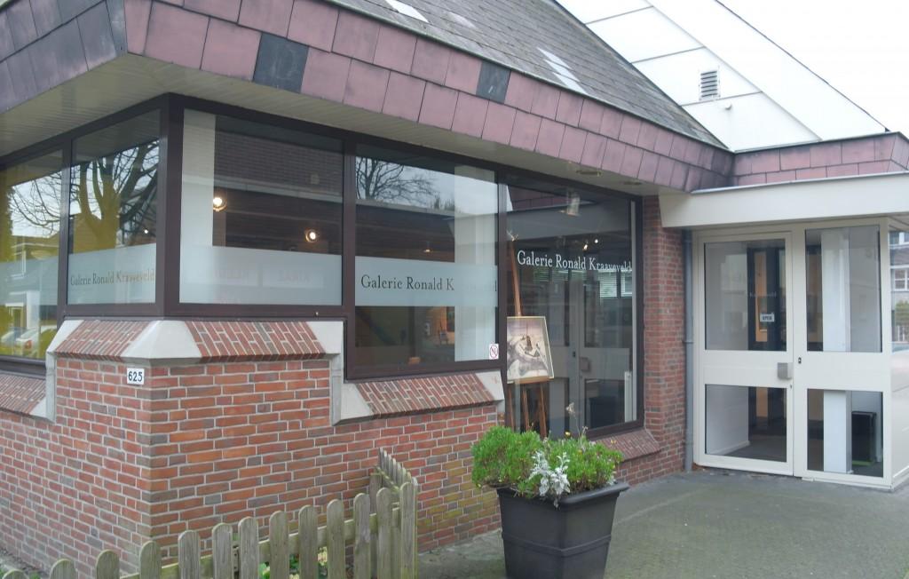 Galerie Ronald Kraayeveld, Dorpsstraat 625, 1723 HC Noord-Scharwoude