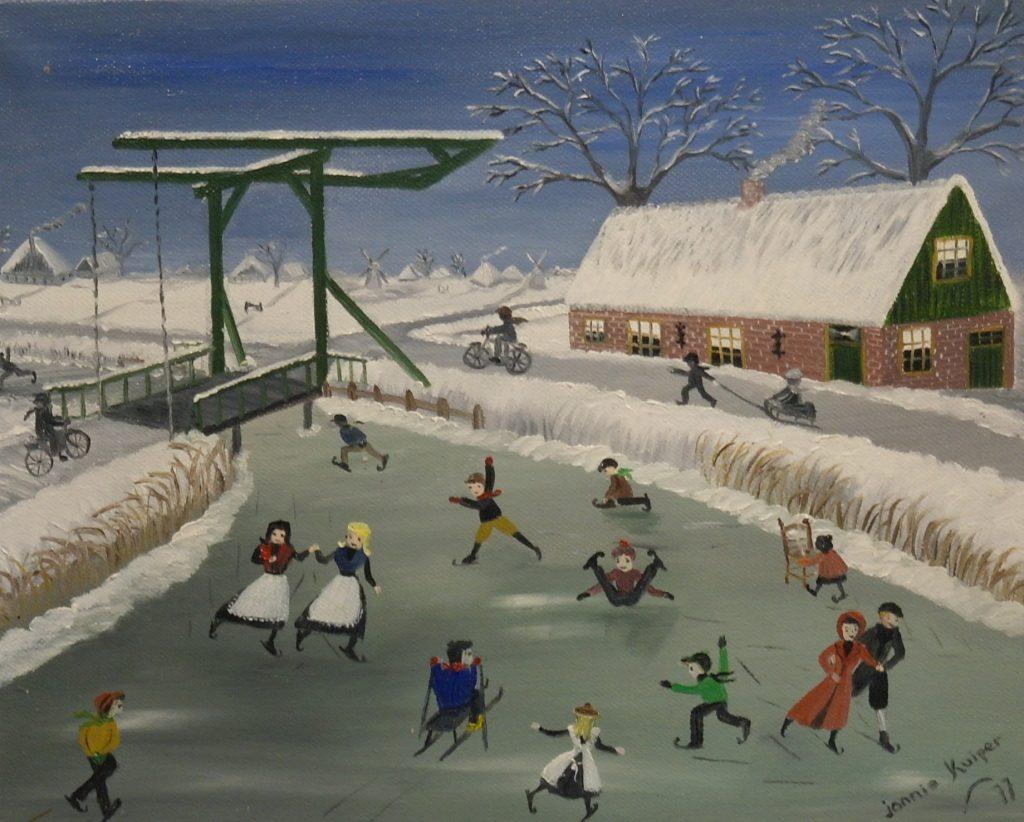 kuiper-ijspret