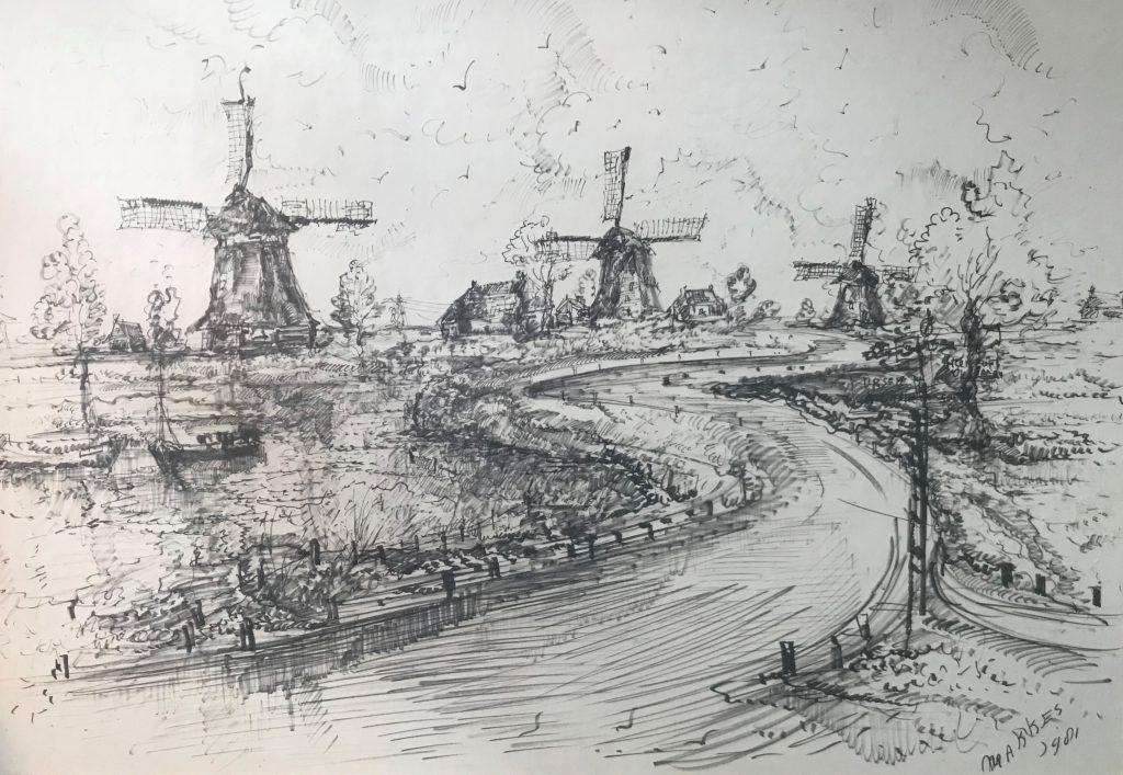 Jan Makkes molens (2)